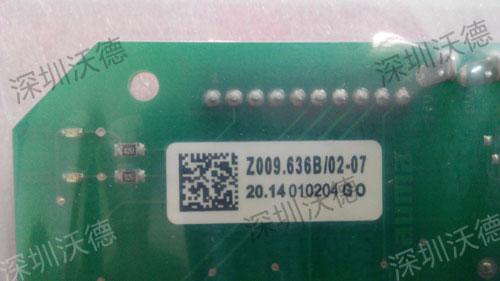 接口板Z009.636B/02实拍图