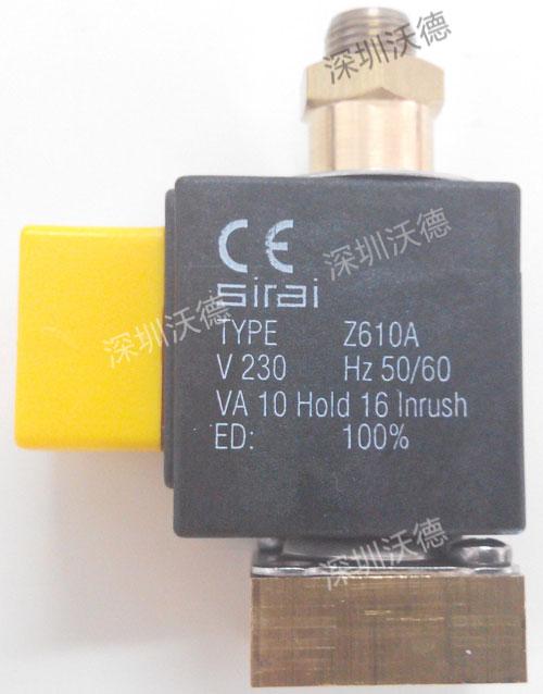 电磁阀L330V03A-Z610A实拍图