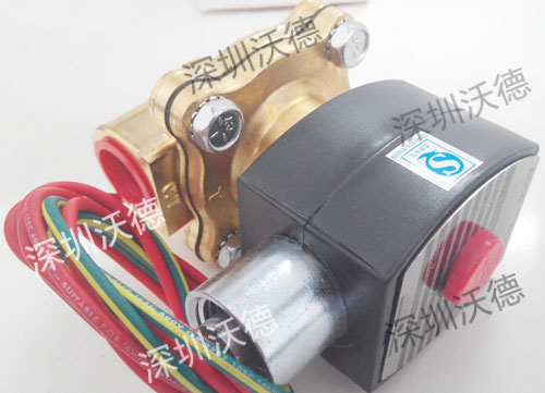 ASCO电磁阀EF8210G094实拍图