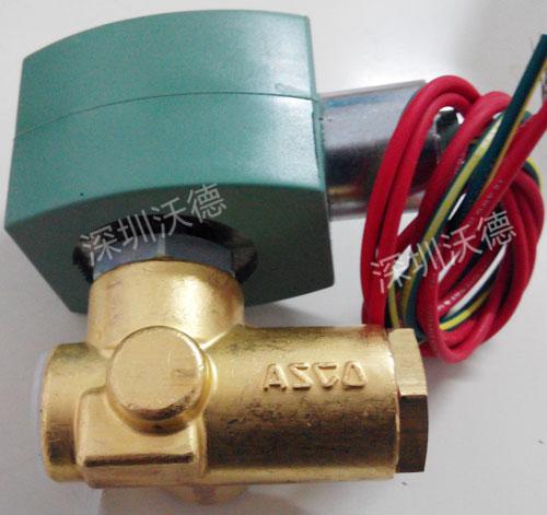 ASCO Red-Hat电磁阀8223G023实拍图