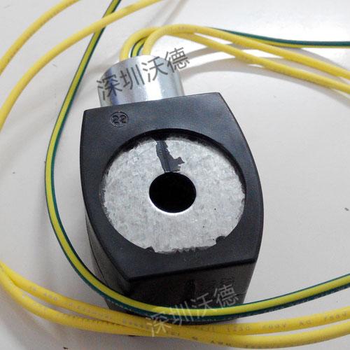 ASCO电磁阀线圈238514-335-D实拍