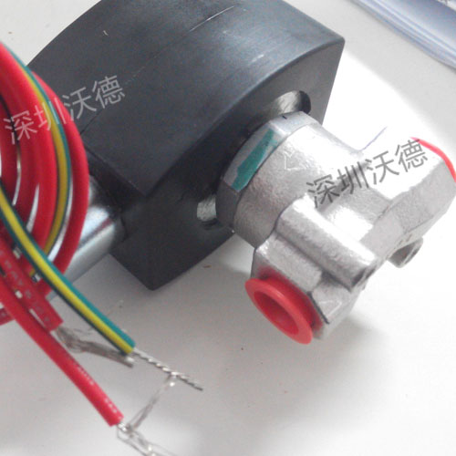 ASCO Red-Hat电磁阀EF8262H182实拍图