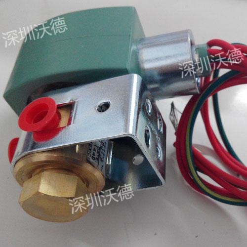 ASCO Red-Hat电磁阀8320G132,220/50,24/60,VALVE