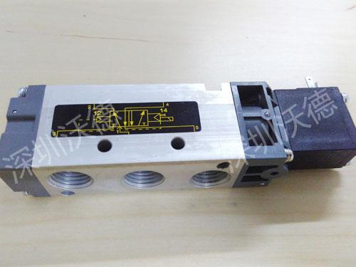 JOUCOMATIC电磁阀52100001实拍图