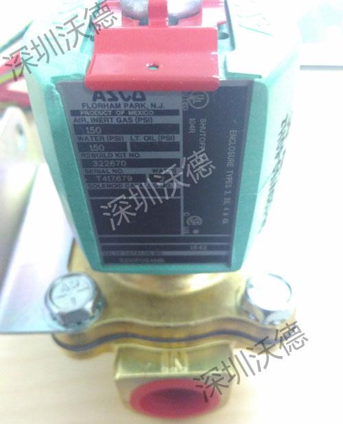 ASCO Red-Hat电磁阀8210P094MB实拍图