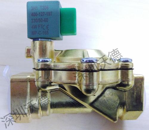 ASCO电磁阀SCE238D005实拍图