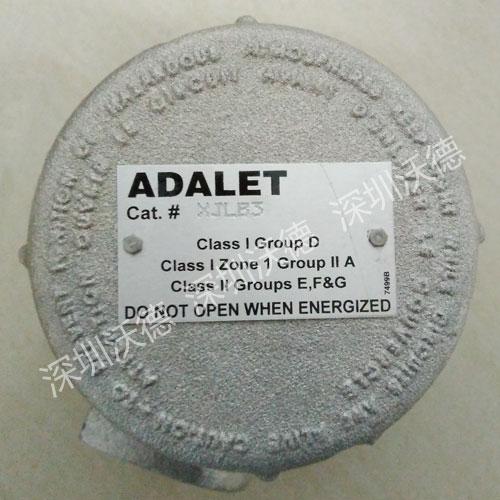 ADALET电缆接线盒XJLB3实拍图